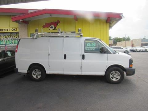 Cargo Van For Sale in Fairfield, OH - Cardinal Motors