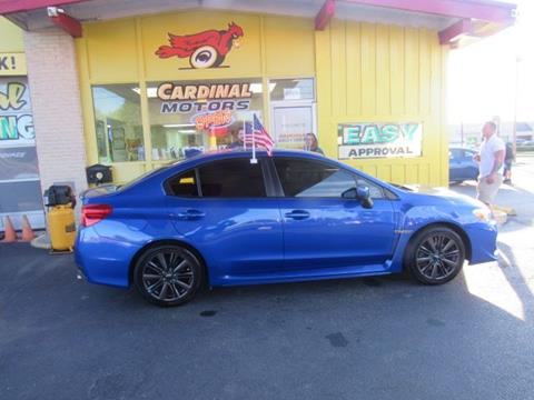 2017 Subaru WRX for sale in Fairfield, OH