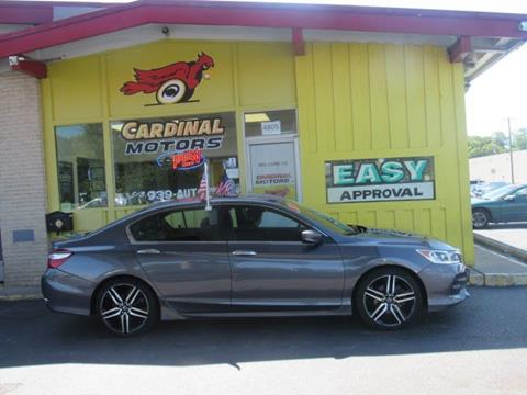 2017 Honda Accord for sale in Fairfield, OH