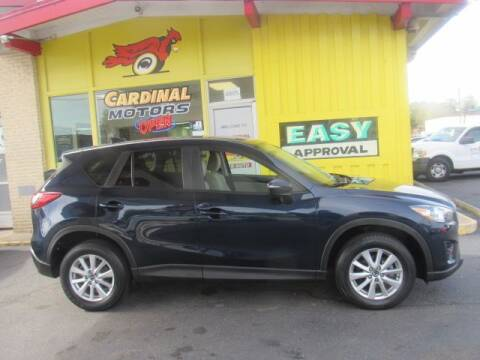 2016 Mazda CX-5 for sale at Cardinal Motors in Fairfield OH