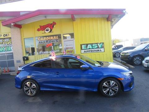 2018 Honda Civic for sale in Fairfield, OH