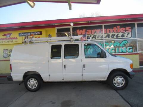 2007 Ford E-Series Cargo for sale in Fairfield, OH