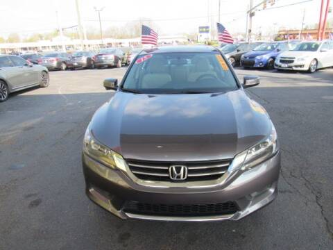 2015 Honda Accord for sale at Cardinal Motors in Fairfield OH