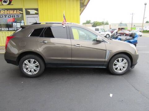 2014 Cadillac SRX for sale at Cardinal Motors in Fairfield OH