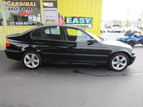 2005 BMW 3 Series for sale at Cardinal Motors in Fairfield OH