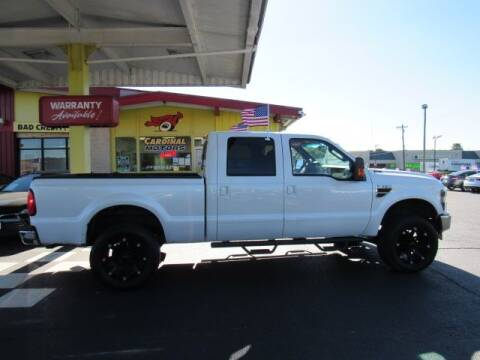 2010 Ford F-350 Super Duty for sale at Cardinal Motors in Fairfield OH