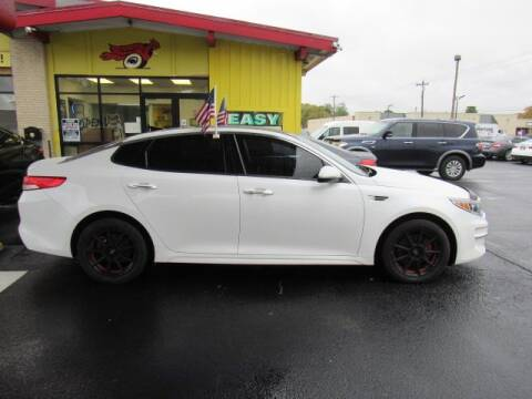 2017 Kia Optima for sale at Cardinal Motors in Fairfield OH