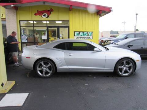2013 Chevrolet Camaro for sale at Cardinal Motors in Fairfield OH