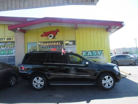 2009 Mercedes-Benz GL-Class for sale at Cardinal Motors in Fairfield OH