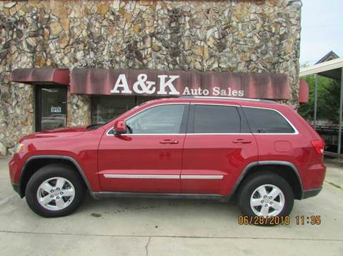 2011 Jeep Grand Cherokee for sale in Greenville, SC