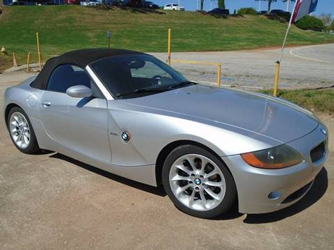 2004 BMW Z4 for sale in Greenville, SC