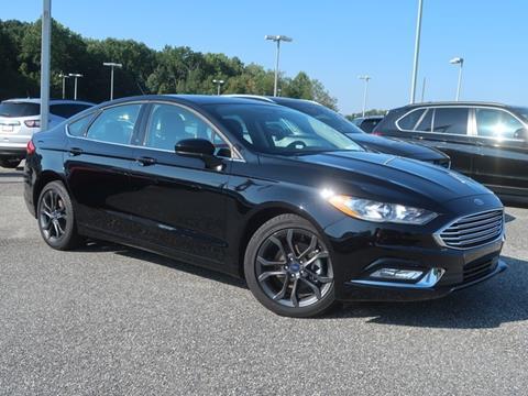 2018 Ford Fusion for sale in Alto, GA