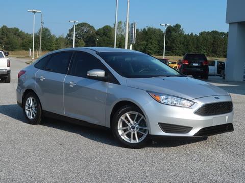 2016 Ford Focus for sale in Alto, GA