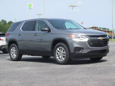 2020 Chevrolet Traverse for sale at HAYES CHEVROLET Buick GMC Cadillac Inc in Alto GA