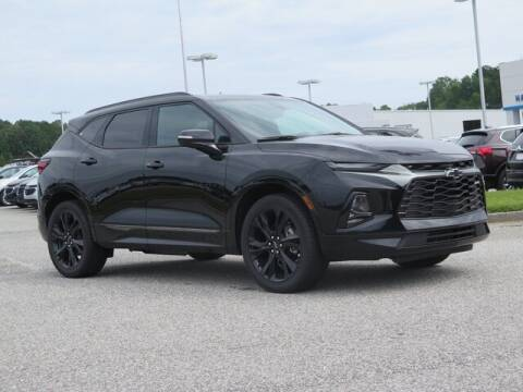 2020 Chevrolet Blazer for sale at HAYES CHEVROLET Buick GMC Cadillac Inc in Alto GA