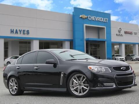 2014 Chevrolet SS for sale at HAYES CHEVROLET Buick GMC Cadillac Inc in Alto GA