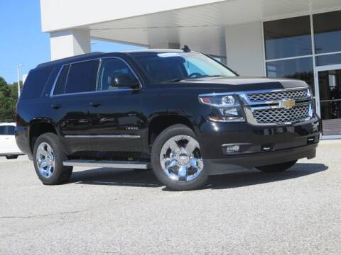 2017 Chevrolet Tahoe for sale at HAYES CHEVROLET Buick GMC Cadillac Inc in Alto GA