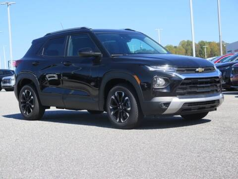 2021 Chevrolet TrailBlazer for sale at HAYES CHEVROLET Buick GMC Cadillac Inc in Alto GA