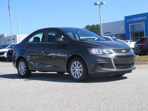2020 Chevrolet Sonic for sale at HAYES CHEVROLET Buick GMC Cadillac Inc in Alto GA