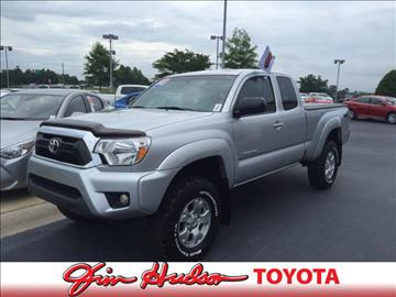 2013 toyota tacoma for sale in south carolina. Black Bedroom Furniture Sets. Home Design Ideas