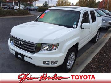 2013 Honda Ridgeline for sale in Lexington, SC