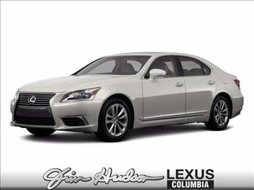 2014 lexus ls 460 for sale. Black Bedroom Furniture Sets. Home Design Ideas