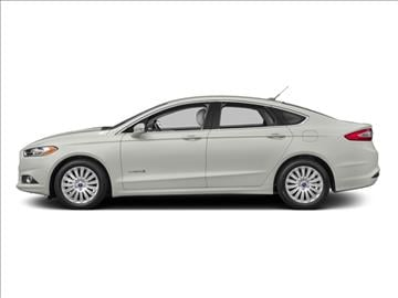 2014 Ford Fusion Hybrid for sale in Lexington, SC