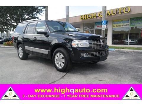 2013 Lincoln Navigator for sale in Plantation, FL