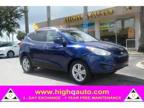 2011 Hyundai Tucson for sale in Plantation, FL