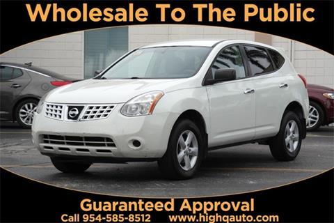 2010 Nissan Rogue for sale in Plantation, FL