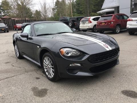 2019 FIAT 124 Spider for sale in Warrensburg, NY