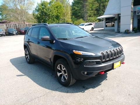 2014 Jeep Cherokee for sale in Warrensburg, NY