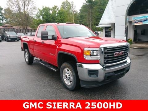 2015 GMC Sierra 2500HD for sale in Warrensburg, NY