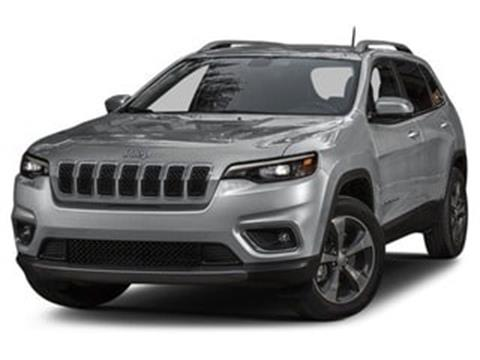2019 Jeep Cherokee for sale in Warrensburg, NY