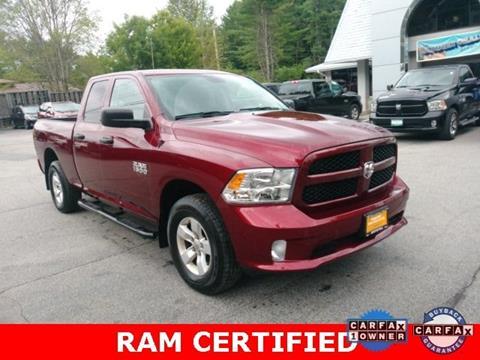 2017 RAM Ram Pickup 1500 for sale in Warrensburg, NY