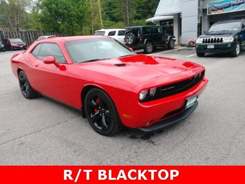 2014 Dodge Challenger for sale in Warrensburg, NY