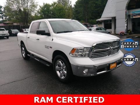 2016 RAM Ram Pickup 1500 for sale in Warrensburg, NY
