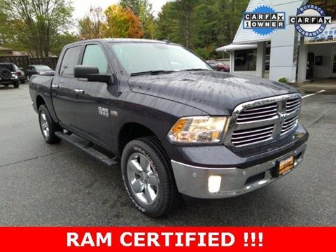 2018 RAM Ram Pickup 1500 for sale in Warrensburg, NY