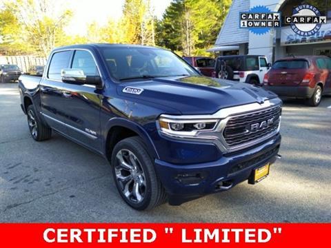 2019 RAM Ram Pickup 1500 for sale in Warrensburg, NY