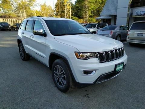 2020 Jeep Grand Cherokee for sale in Warrensburg, NY