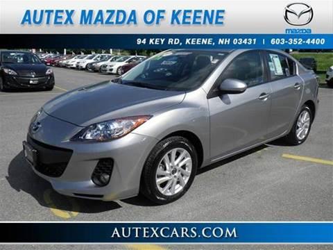 2013 Mazda MAZDA3 $17,847
