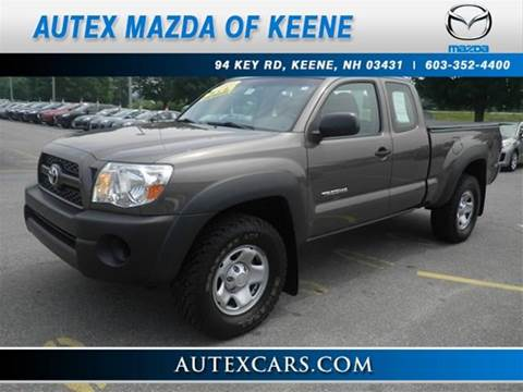 2011 toyota tacoma for sale in new hampshire. Black Bedroom Furniture Sets. Home Design Ideas