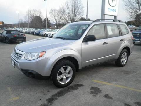 2012 subaru forester for sale in new hampshire. Black Bedroom Furniture Sets. Home Design Ideas