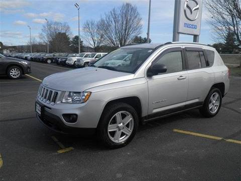 2011 jeep compass for sale in new hampshire. Black Bedroom Furniture Sets. Home Design Ideas
