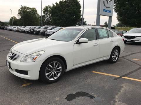 Used Infiniti G35 >> 2007 Infiniti G35 For Sale in New Hampshire - Carsforsale.com®