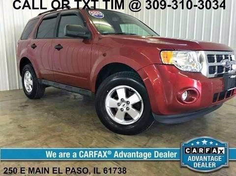 2012 Ford Escape for sale in 250 E Main Street, IL