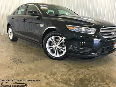 2014 Ford Taurus for sale in 250 E Main Street	, IL