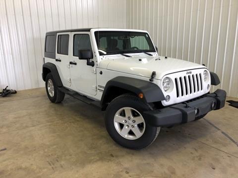 2014 Jeep Wrangler Unlimited for sale in El Paso, IL