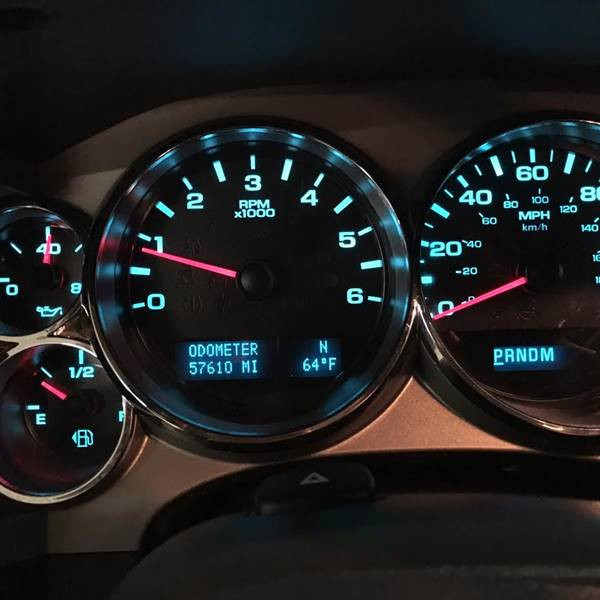 2011 Chevrolet Silverado 1500 4x4 LT 4dr Crew Cab 5.8 ft. SB - 250 E Main Street IL