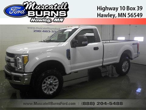 2017 Ford F-250 Super Duty for sale in Moorhead, MN